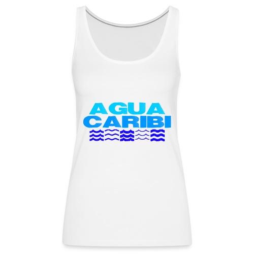 Agua Caribi - Frauen Premium Tank Top