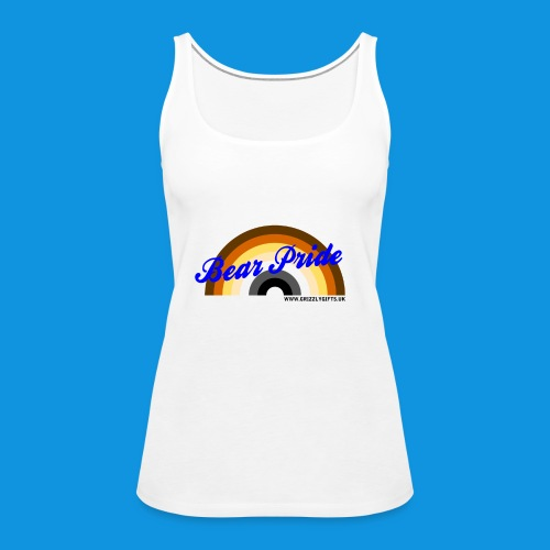 Bear Pride - Women's Premium Tank Top