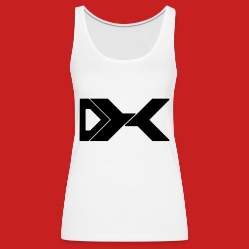 Duxier Logo - Vrouwen Premium tank top
