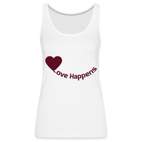 Love-Happens - Women's Premium Tank Top