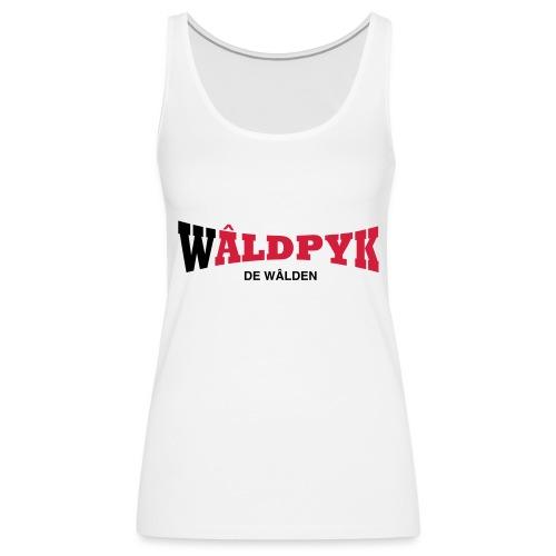 Wâldpyk - Vrouwen Premium tank top