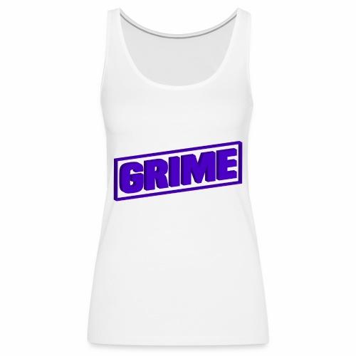 grime - Women's Premium Tank Top