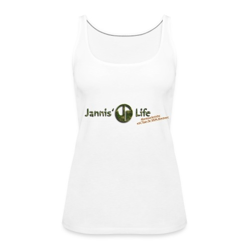 Jannis' Life - Frauen Premium Tank Top
