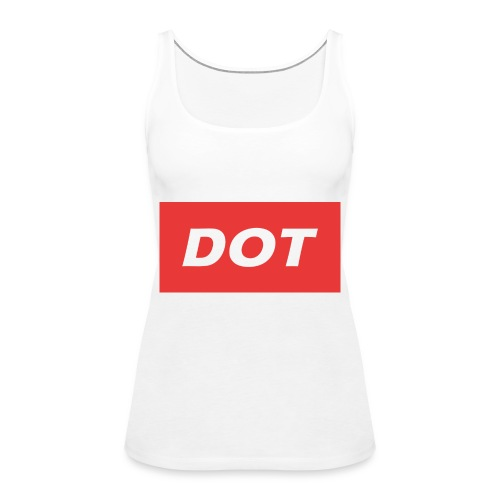 DOT clothing brand - Women's Premium Tank Top
