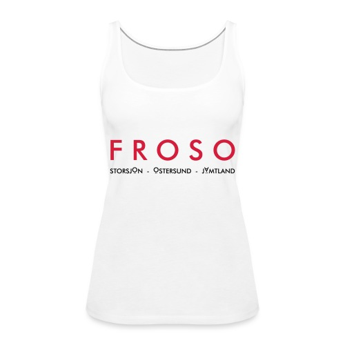 froso 2 - Premiumtanktopp dam