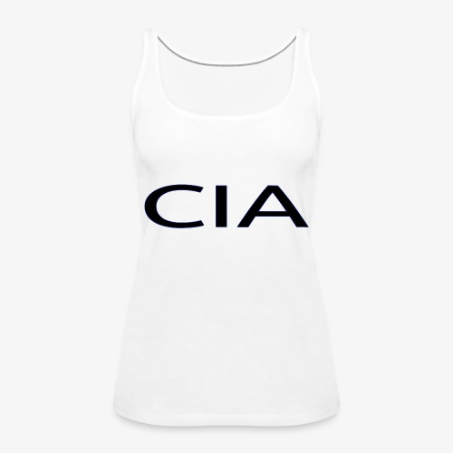 CIA - Women's Premium Tank Top