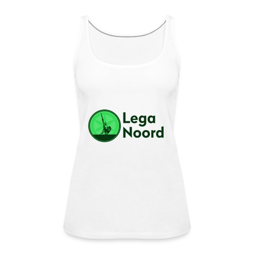 Lega Noord - Canotta premium da donna