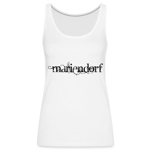mariendorf_bogen - Frauen Premium Tank Top