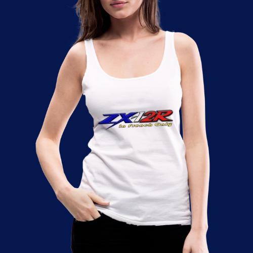 2020 Logo - Débardeur Premium Femme