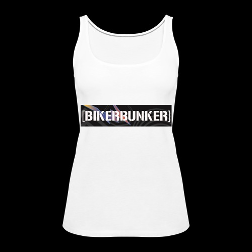 BikerBunker Classic Hoodie - Frauen Premium Tank Top