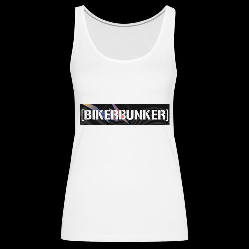Bikergan - Frauen Premium Tank Top