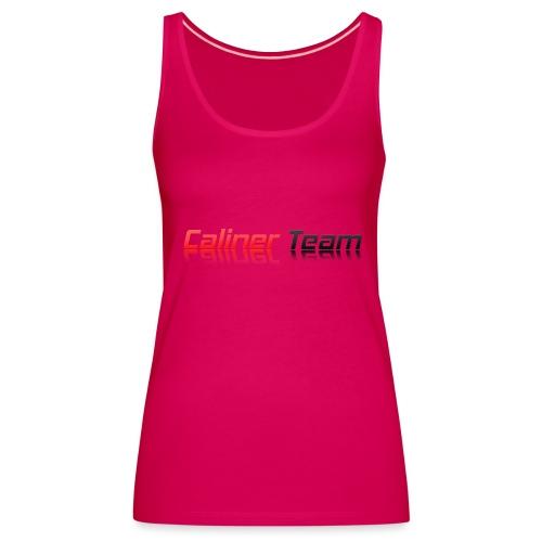 Caliner Team Tazza - Canotta premium da donna