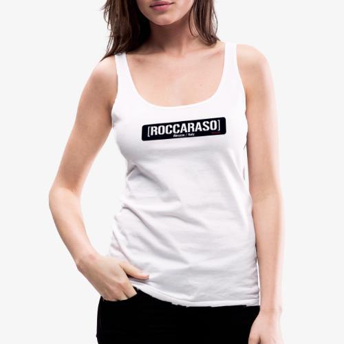 Roccaraso - Canotta premium da donna