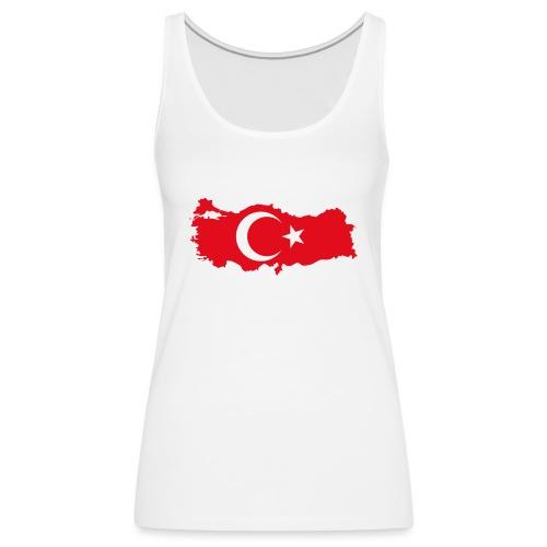Tyrkern - Dame Premium tanktop