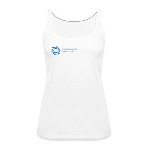 energyendeavour Blue - Vrouwen Premium tank top