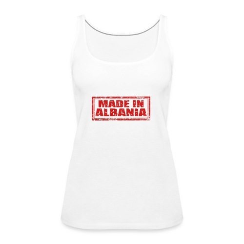 Made in Albania - Frauen Premium Tank Top