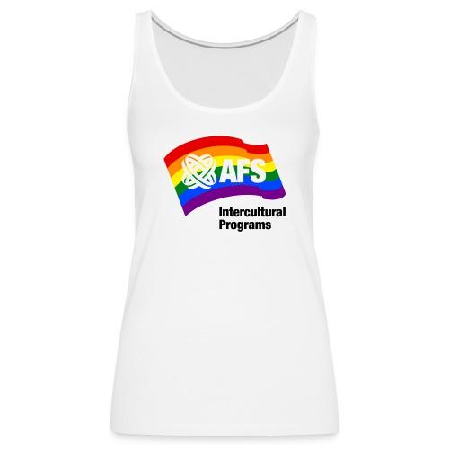 AFS Pride Edition - Frauen Premium Tank Top