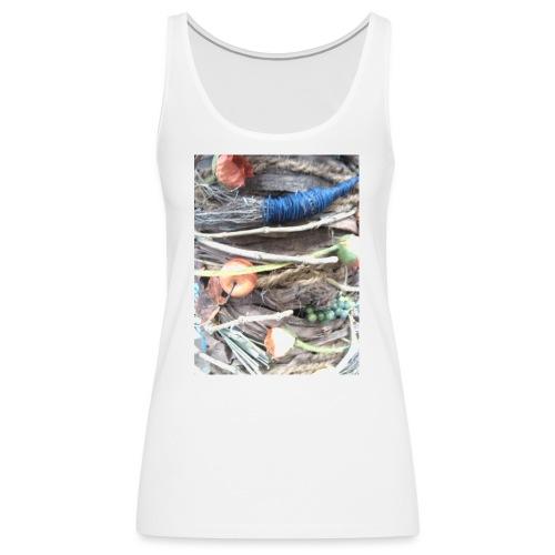 frutas - Camiseta de tirantes premium mujer