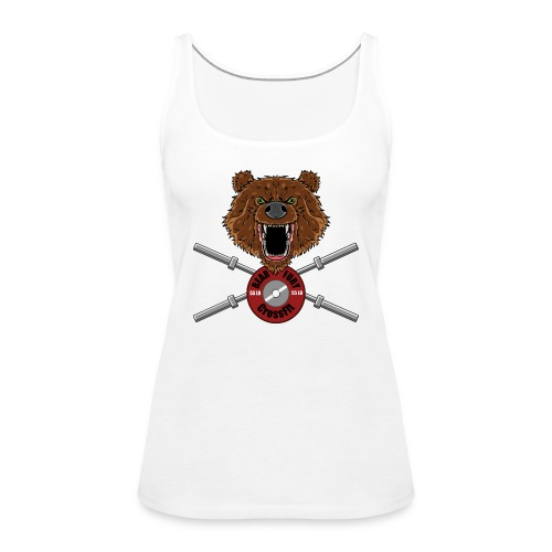 Bear Fury Crossfit - Débardeur Premium Femme
