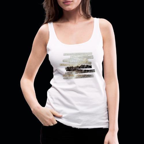 TRAVEL SO LONG YOU CAN - Frauen Premium Tank Top