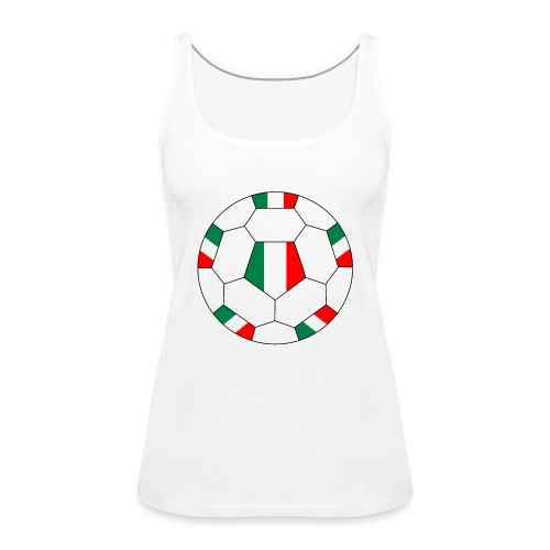 Italien Fußball - Frauen Premium Tank Top