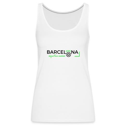 Barcelona - Frauen Premium Tank Top