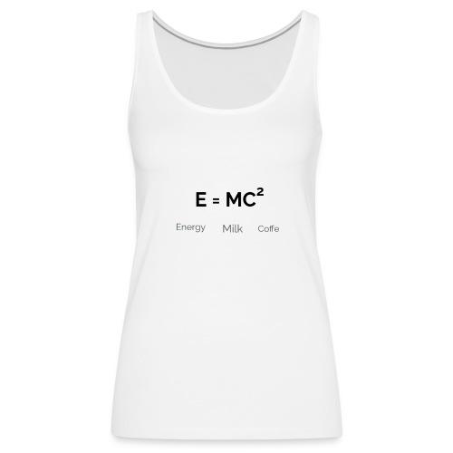 Energy - Camiseta de tirantes premium mujer