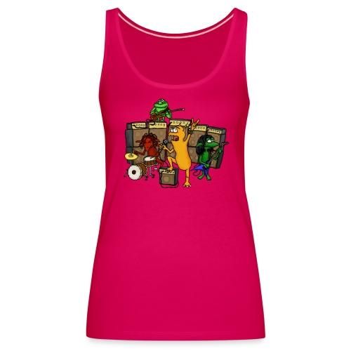 Kobold Metal Band - Women's Premium Tank Top