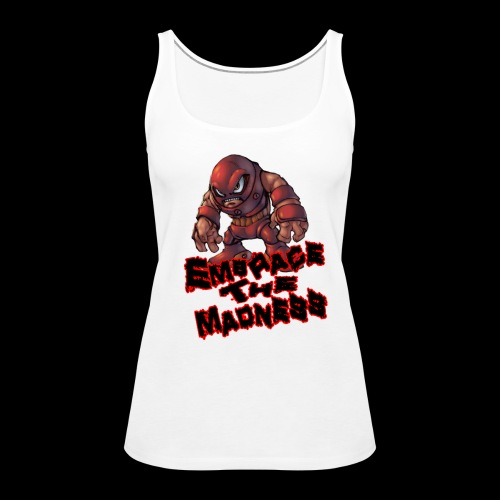 juggy madness - Women's Premium Tank Top