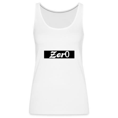 Zer0 2 - Frauen Premium Tank Top