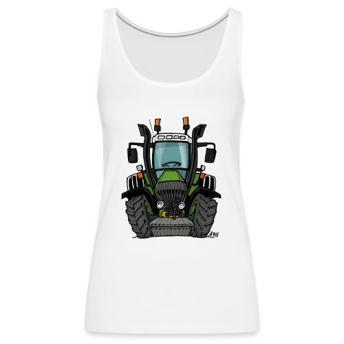 0062 F - Vrouwen Premium tank top