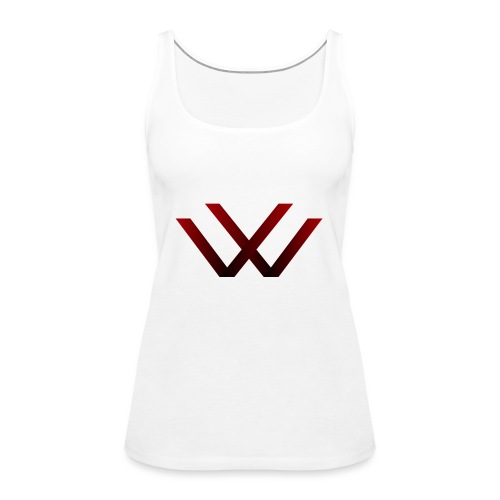English walaker design - Women's Premium Tank Top