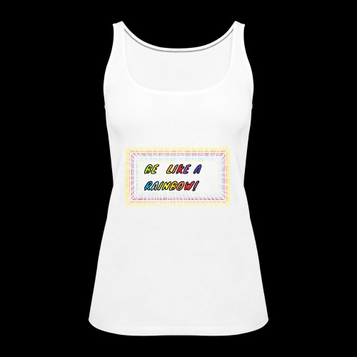 Rainbow Raa Moonshine - Frauen Premium Tank Top