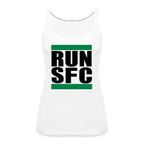 run sfc png - Frauen Premium Tank Top