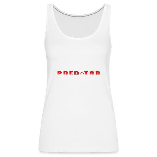 Predator target - Women's Premium Tank Top