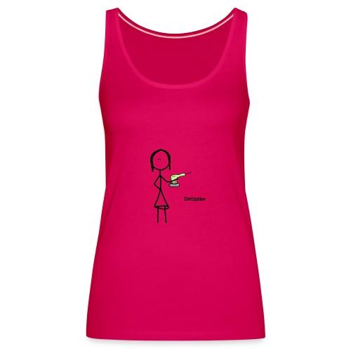 Drillpike - Premium singlet for kvinner