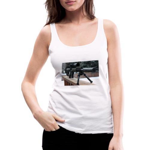 Airsoft - Frauen Premium Tank Top