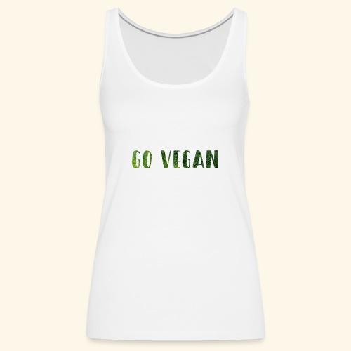vegan - Frauen Premium Tank Top