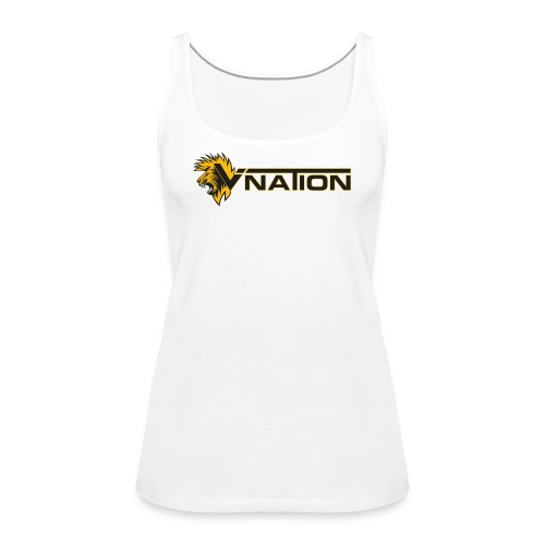 Full Logo png - Frauen Premium Tank Top