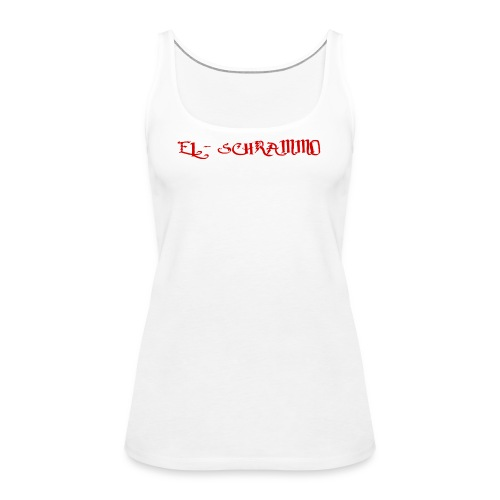 Elschrammo streetwear - Frauen Premium Tank Top