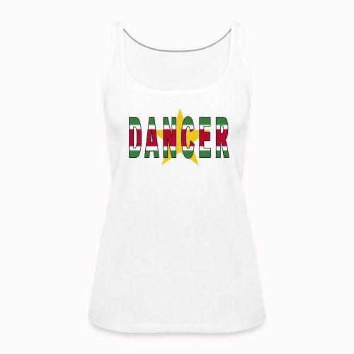 SURINAMESE DANCER - Women's Premium Tank Top