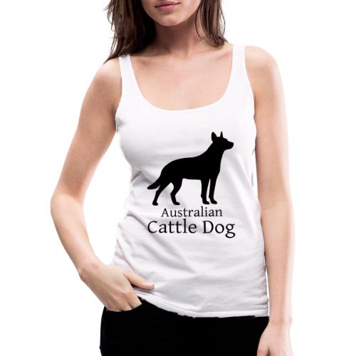 Australian Cattle Dog - Frauen Premium Tank Top