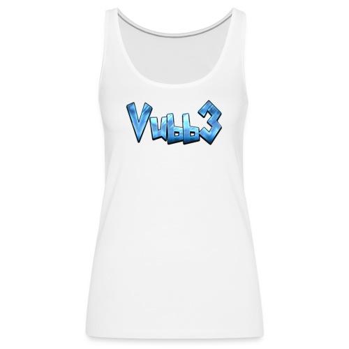 Vubb3 - Women's Premium Tank Top