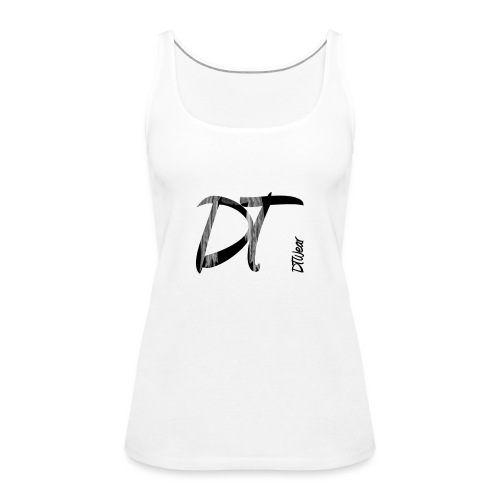 DTWear Limited Small Logo - Vrouwen Premium tank top