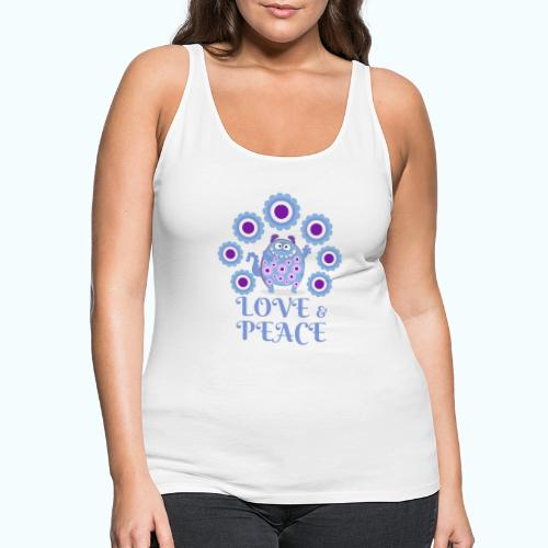 Hippie monster - Women's Premium Tank Top