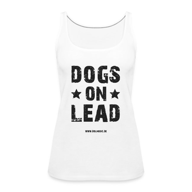 DOGS ON LEAD
