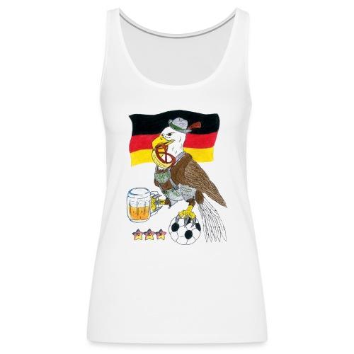 Deutscher Bundesadler - Frauen Premium Tank Top