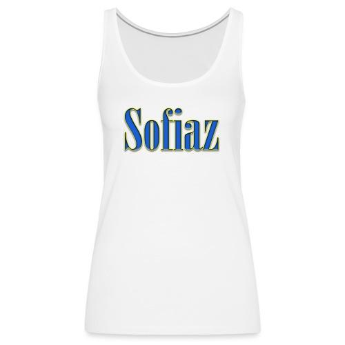 Sofiaz - Premiumtanktopp dam