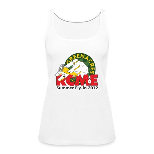 RCME Greenacres 2012 Fly In - Women's Premium Tank Top