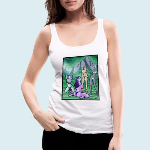 fairies - Canotta premium da donna